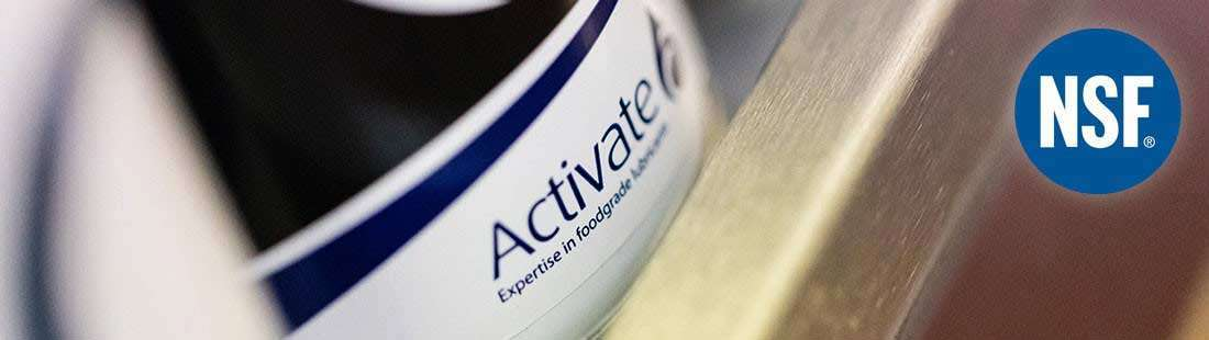Food grade lubricants: UK stocks for immediate dispatch