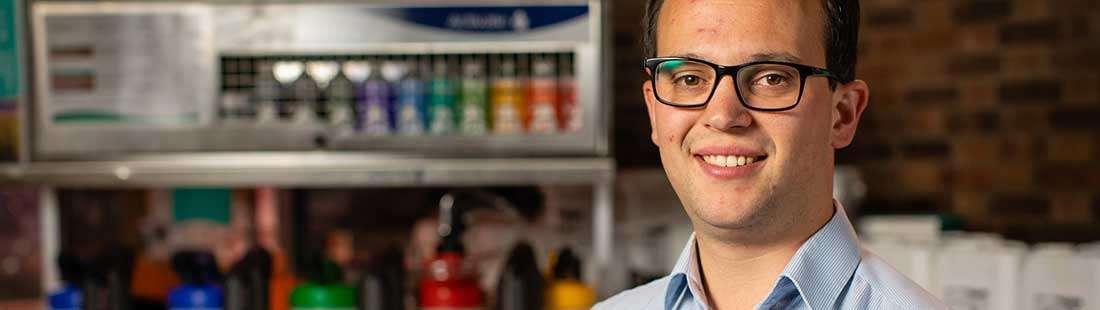 Food lubrication Q&A - Jim Harvey, Business Development Director