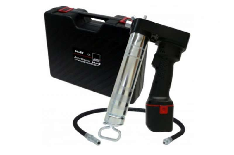 Activate Lubricants Battery Operated Grease Gun