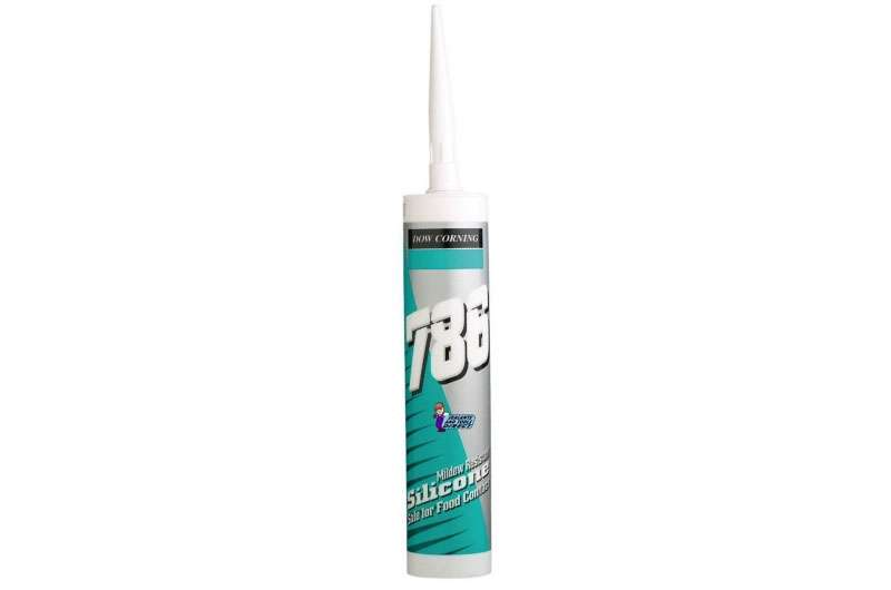 Activate Lubricants Clear Silicone Sealant