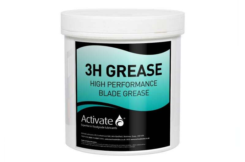 Activate Lubricants Foodcare 3H Grease