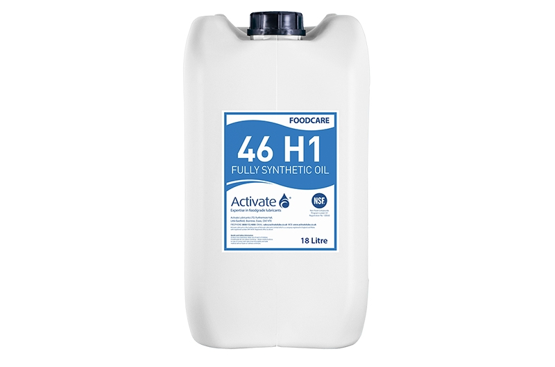 Activate Lubricants Foodcare 46 H1