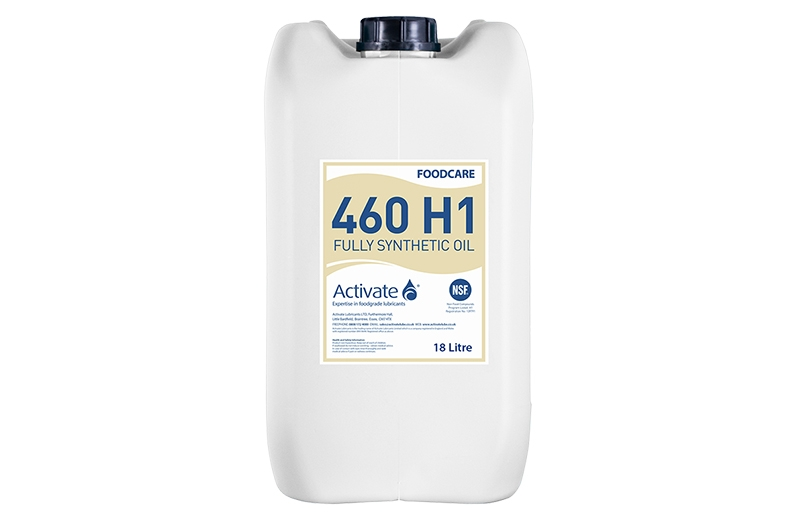 Activate Lubricants Foodcare 460 H1