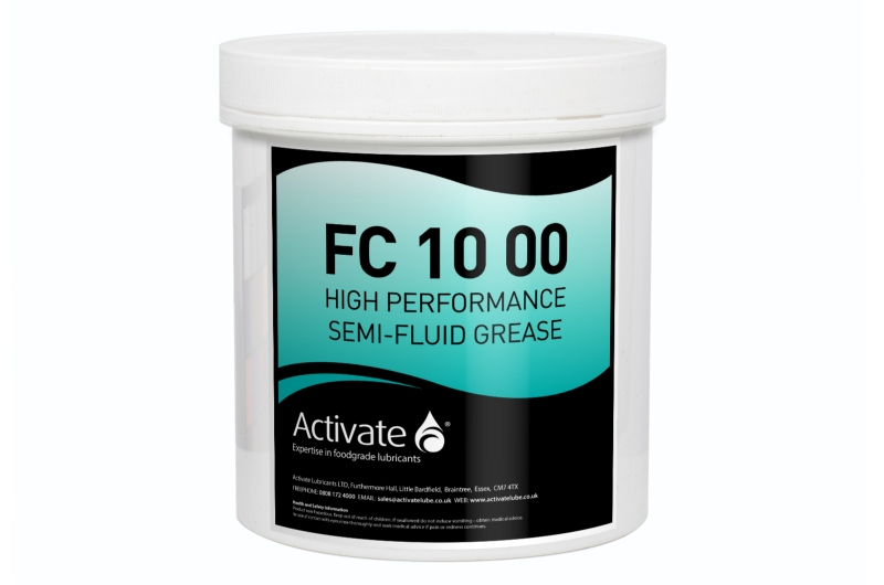 Activate Lubricants Foodcare FC10 00