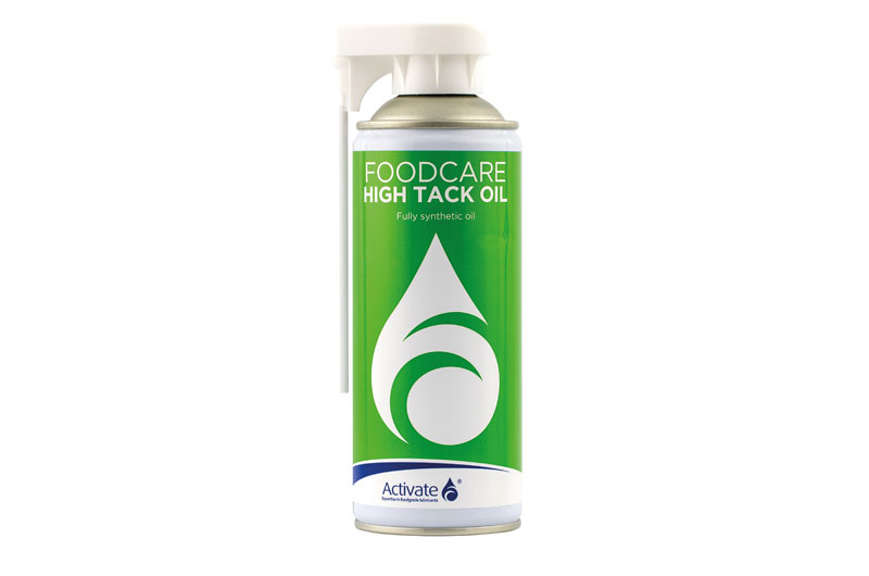 Activate Lubricants Foodcare High-Tack Oil