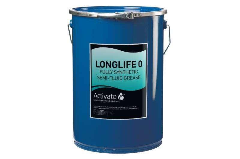 Activate Lubricants Foodcare Longlife 0