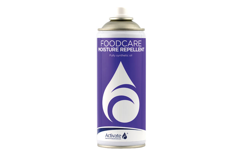 Activate Lubricants Foodcare Moisture Repellent