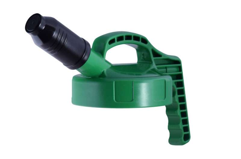 Activate Lubricants Oilsafe Stumpy Lid - Mid Green