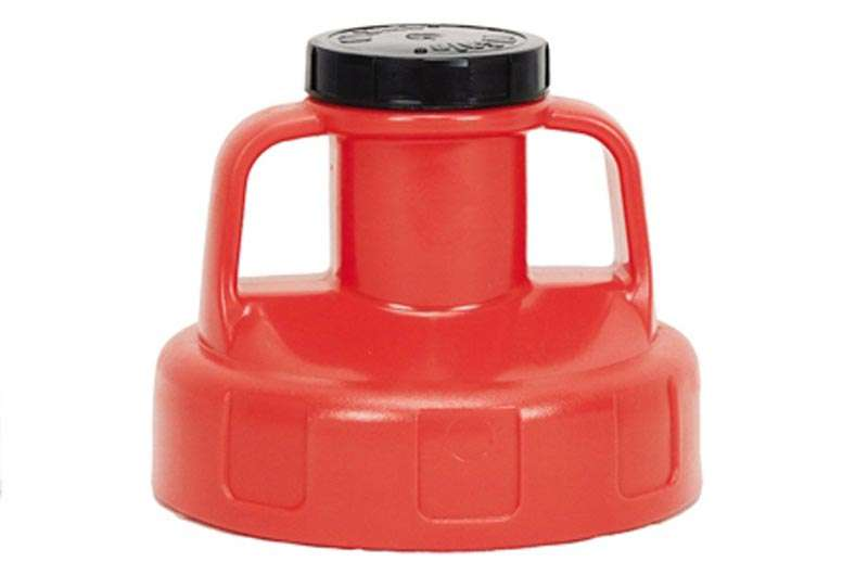 Activate Lubricants Oilsafe Utility Lid - Red