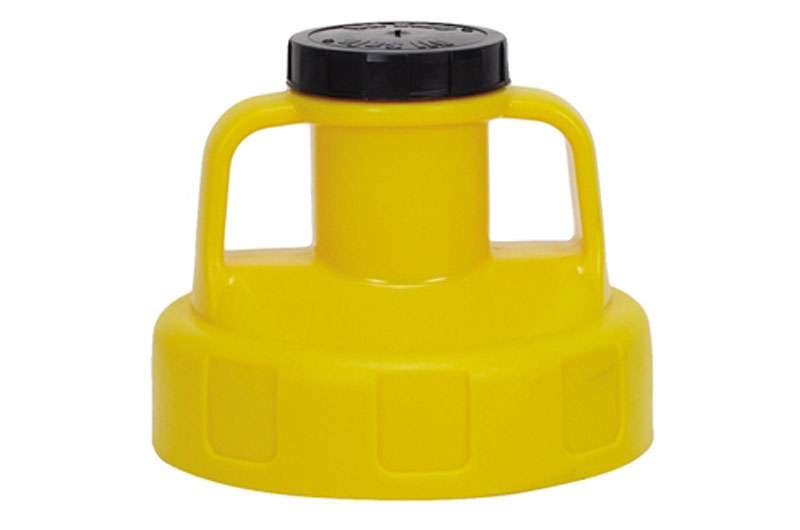 Activate Lubricants Oilsafe Utility Lid - Yellow