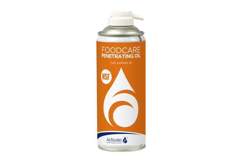 Activate Lubricants Foodcare Penetrating Oil
