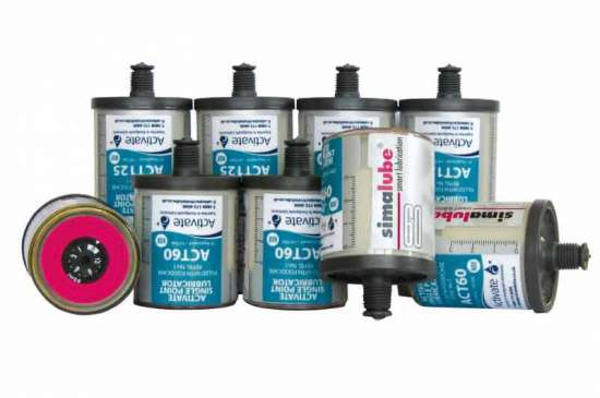 single-point-lubricator