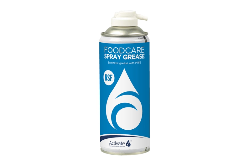 Activate Lubricants Spray Grease